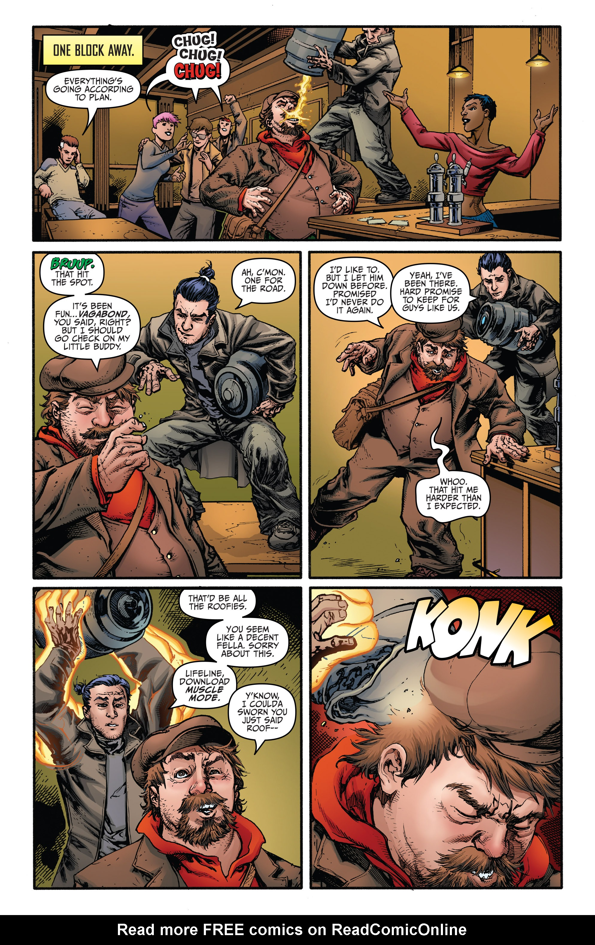 Read online Archer and Armstrong comic -  Issue #Archer and Armstrong _TPB 5 - 60