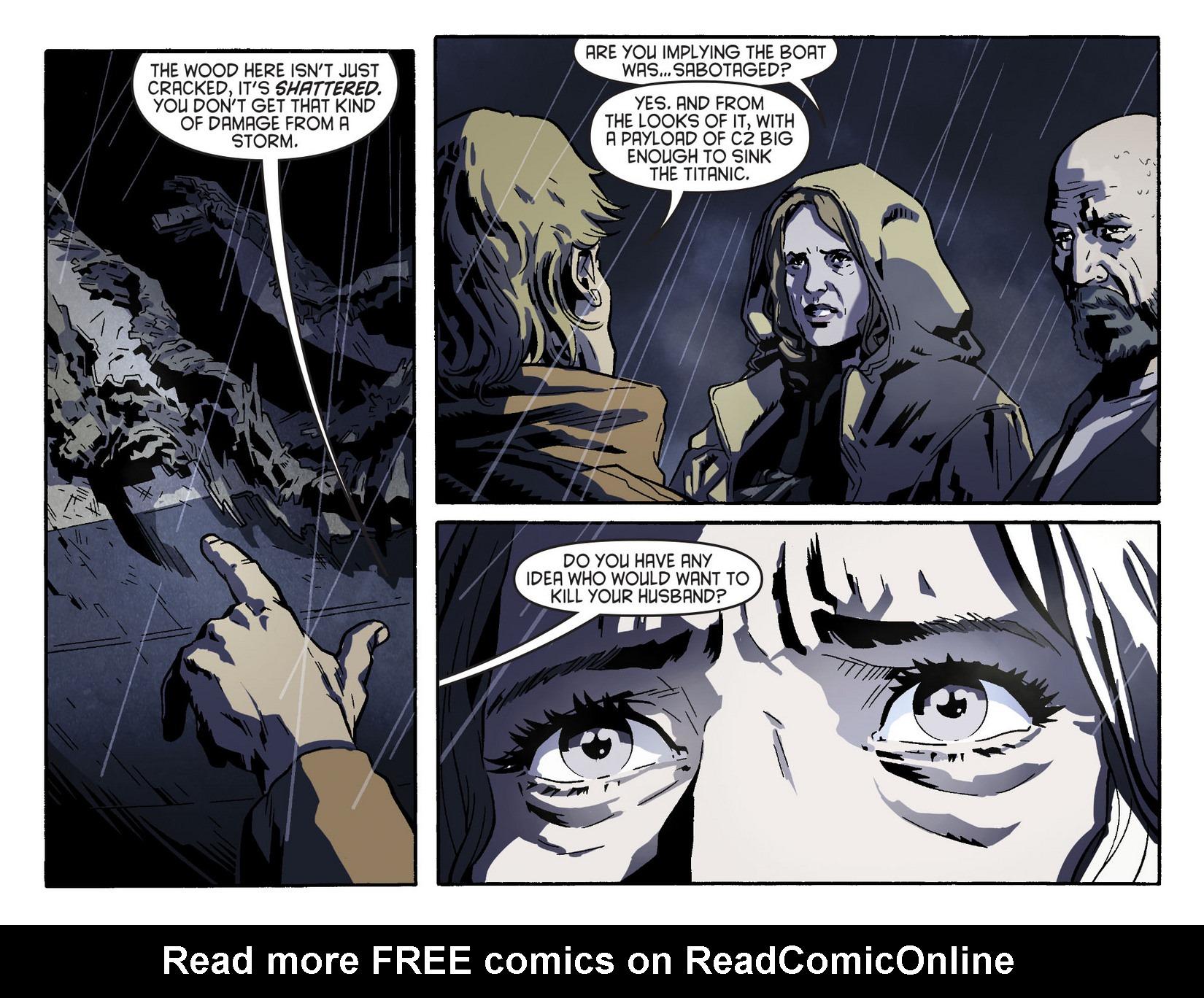 Read online Arrow [II] comic -  Issue #5 - 8