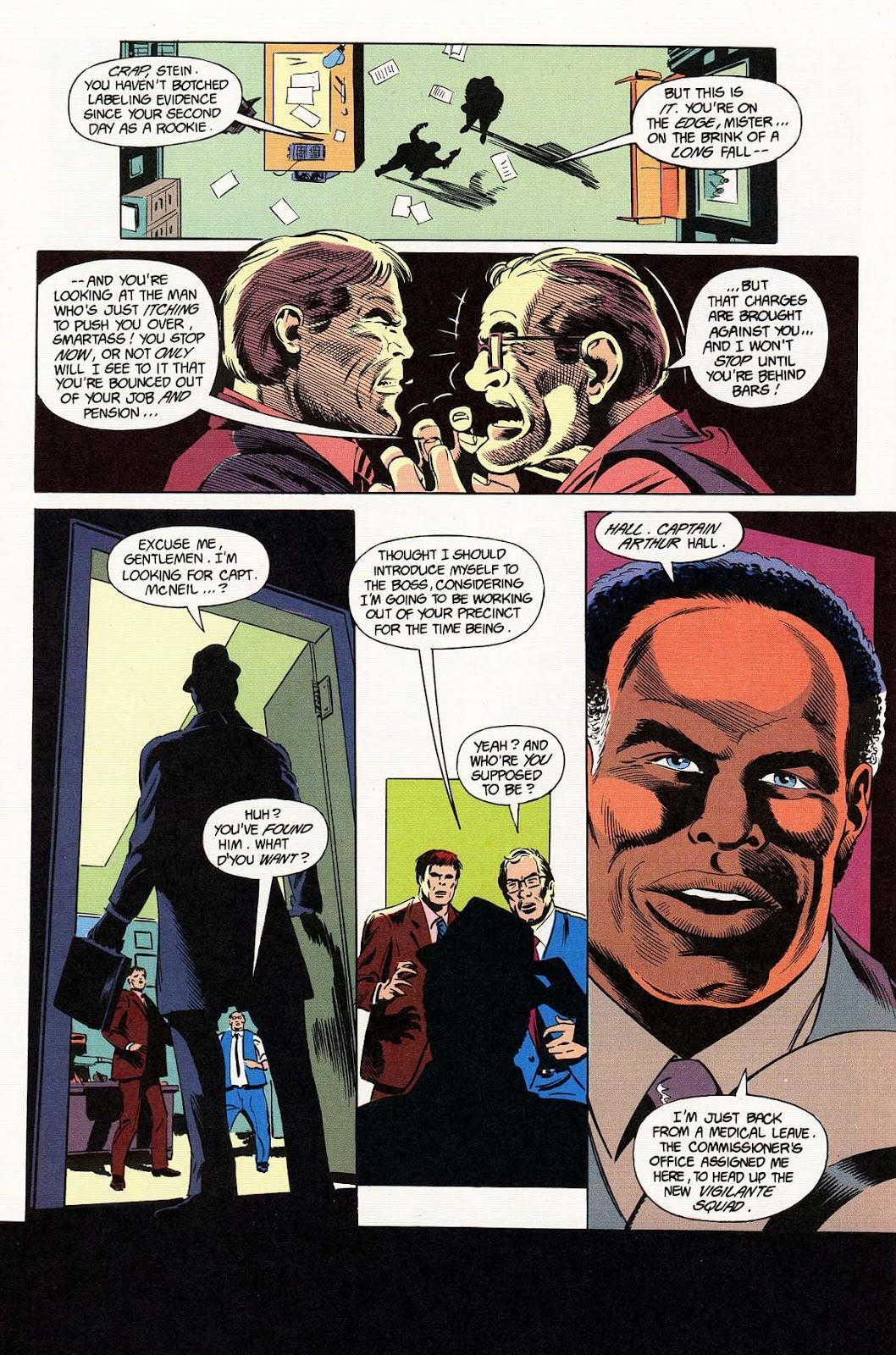 Vigilante (1983) issue 32 - Page 32