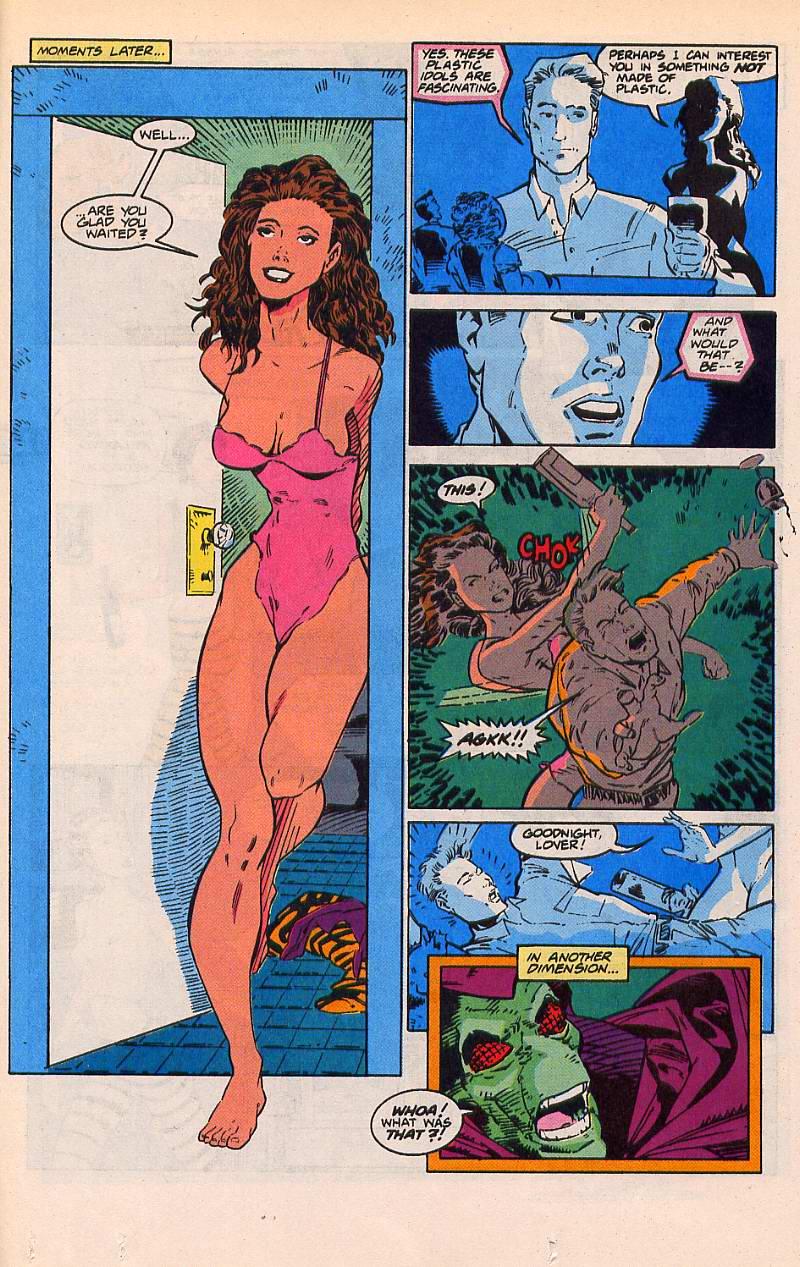 Read online Sleepwalker comic -  Issue #21 - 15