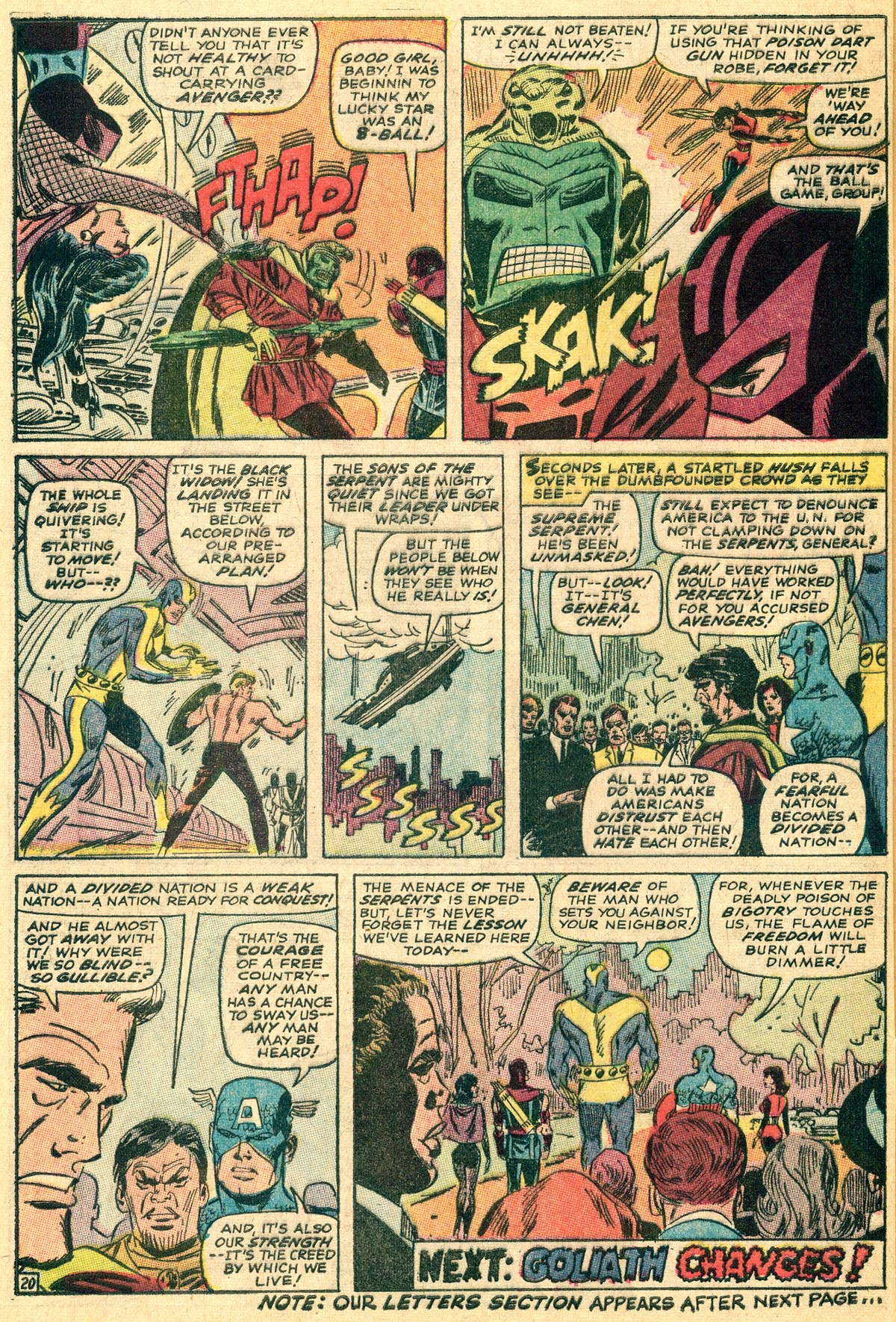 The Avengers (1963) 33 Page 20