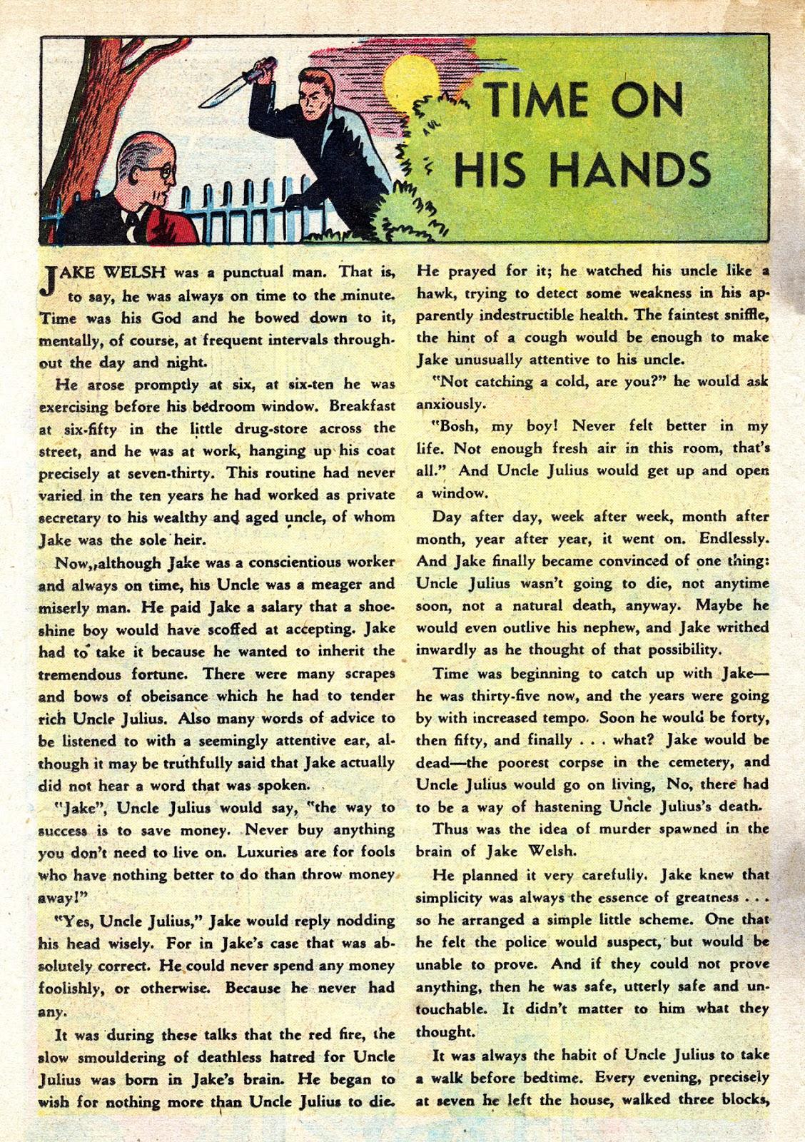 Read online Blackstone the Magician comic -  Issue #4 - 22