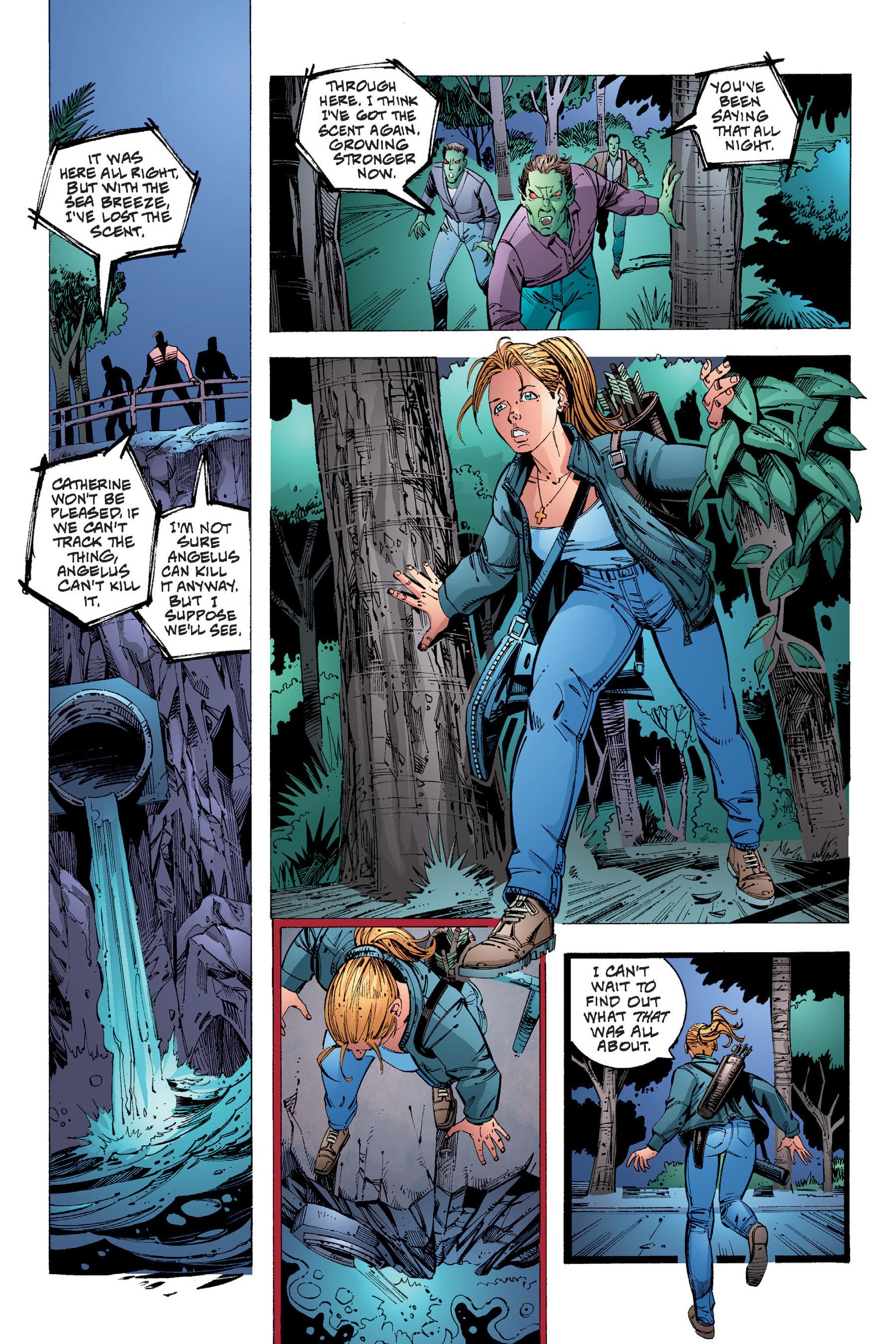 Read online Buffy the Vampire Slayer: Omnibus comic -  Issue # TPB 4 - 310