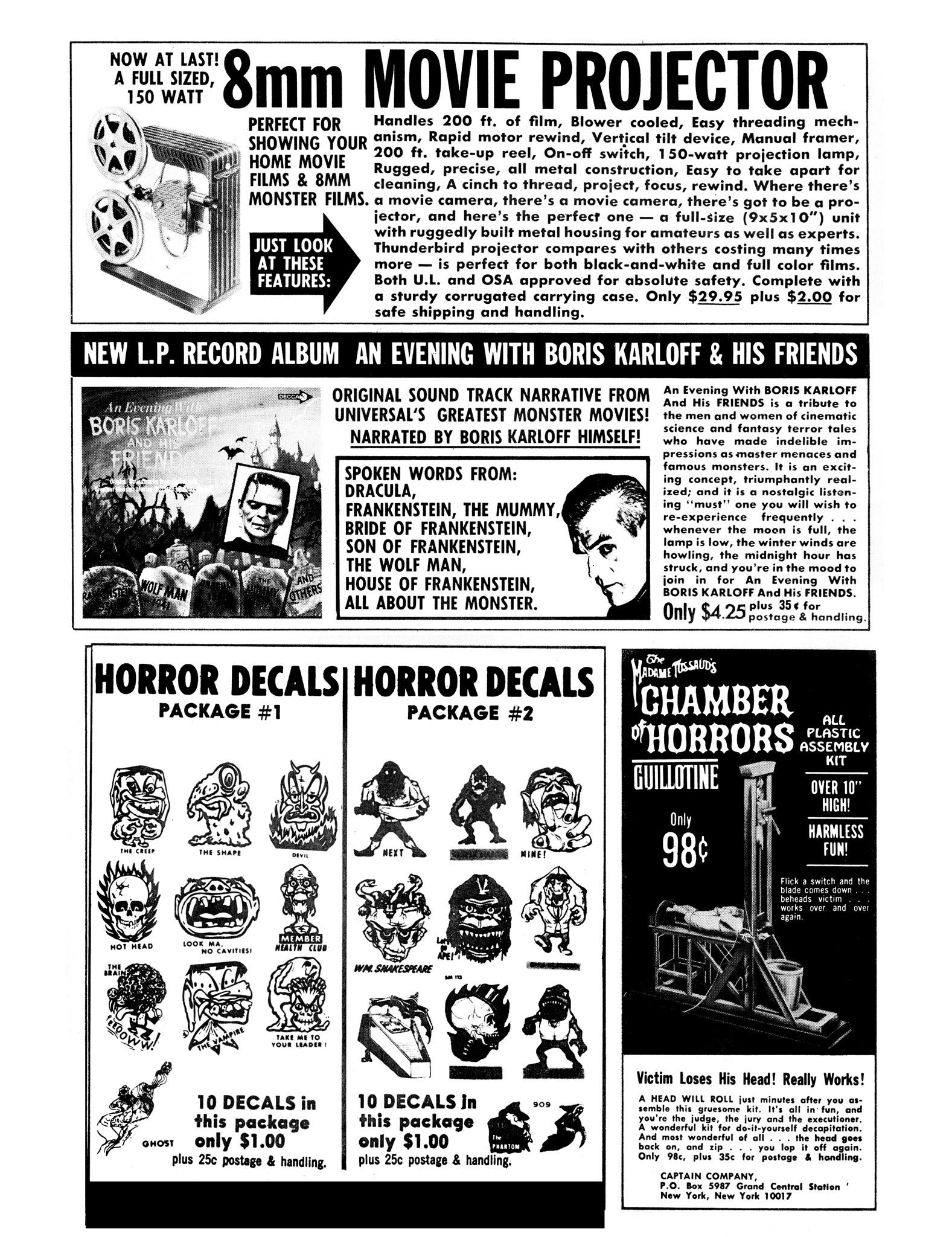 Read online Eerie Archives comic -  Issue # TPB 18 - 207