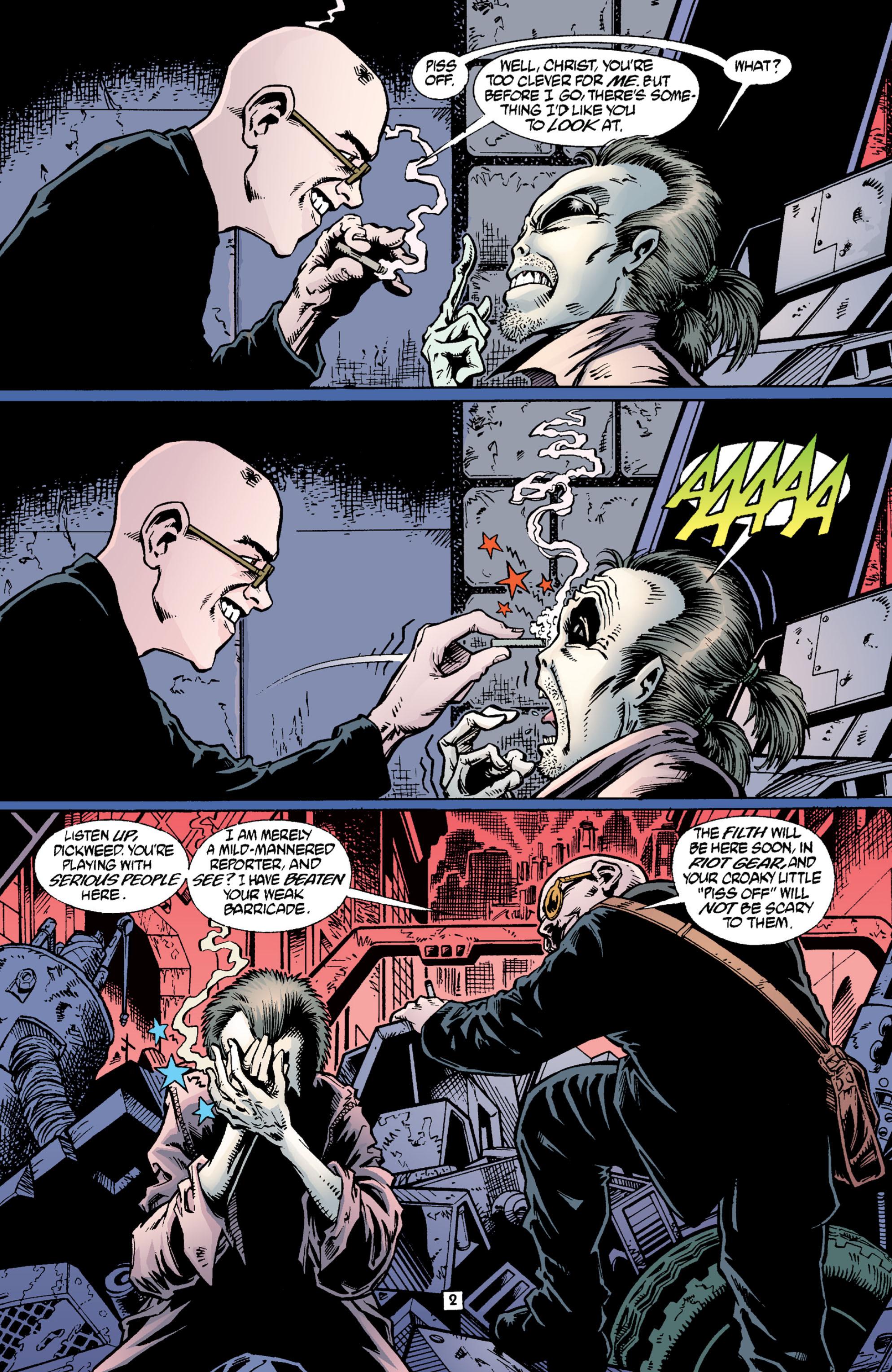 Read online Transmetropolitan comic -  Issue #2 - 3
