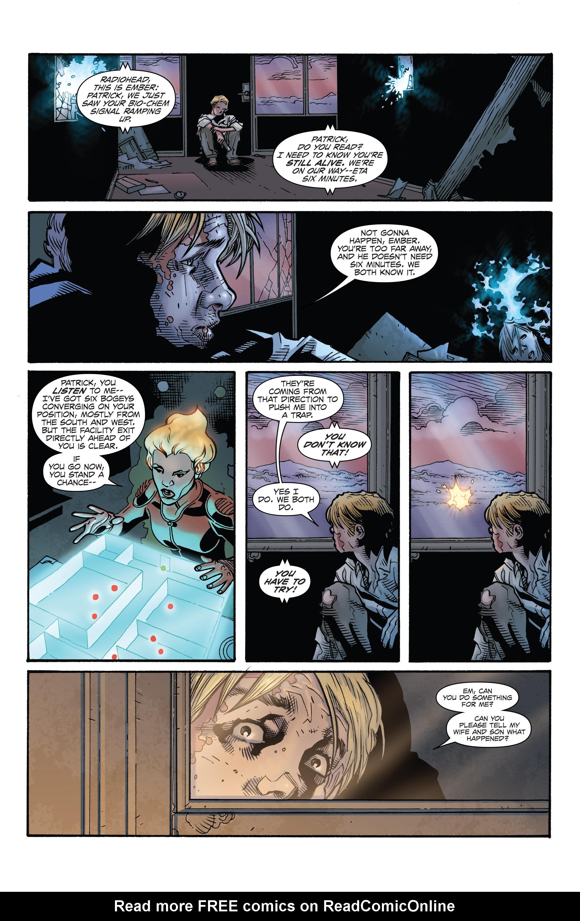 Read online Aftershock Genesis comic -  Issue #1 - 8