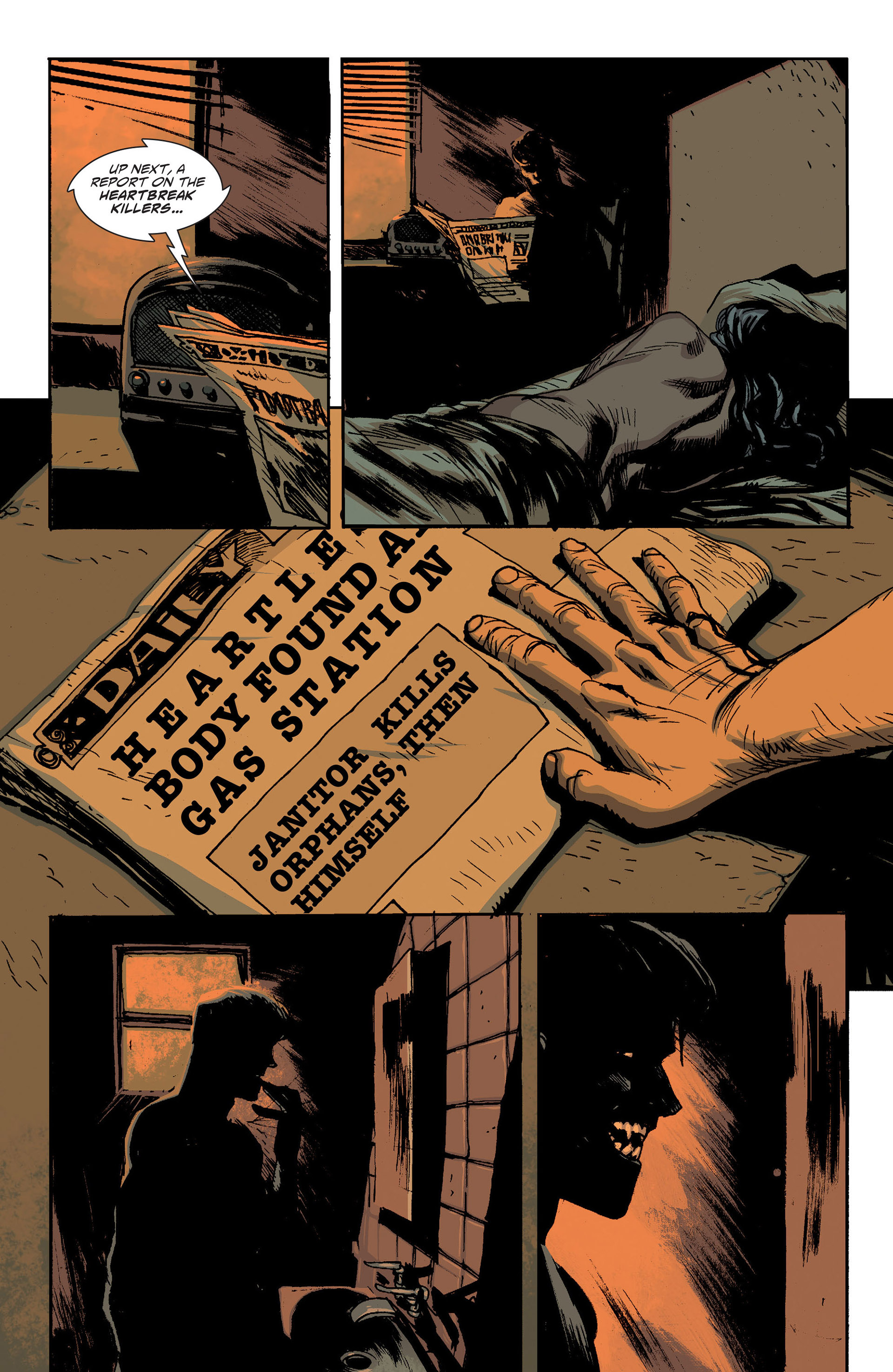 Read online American Vampire: The Long Road To Hell comic -  Issue # Full - 26