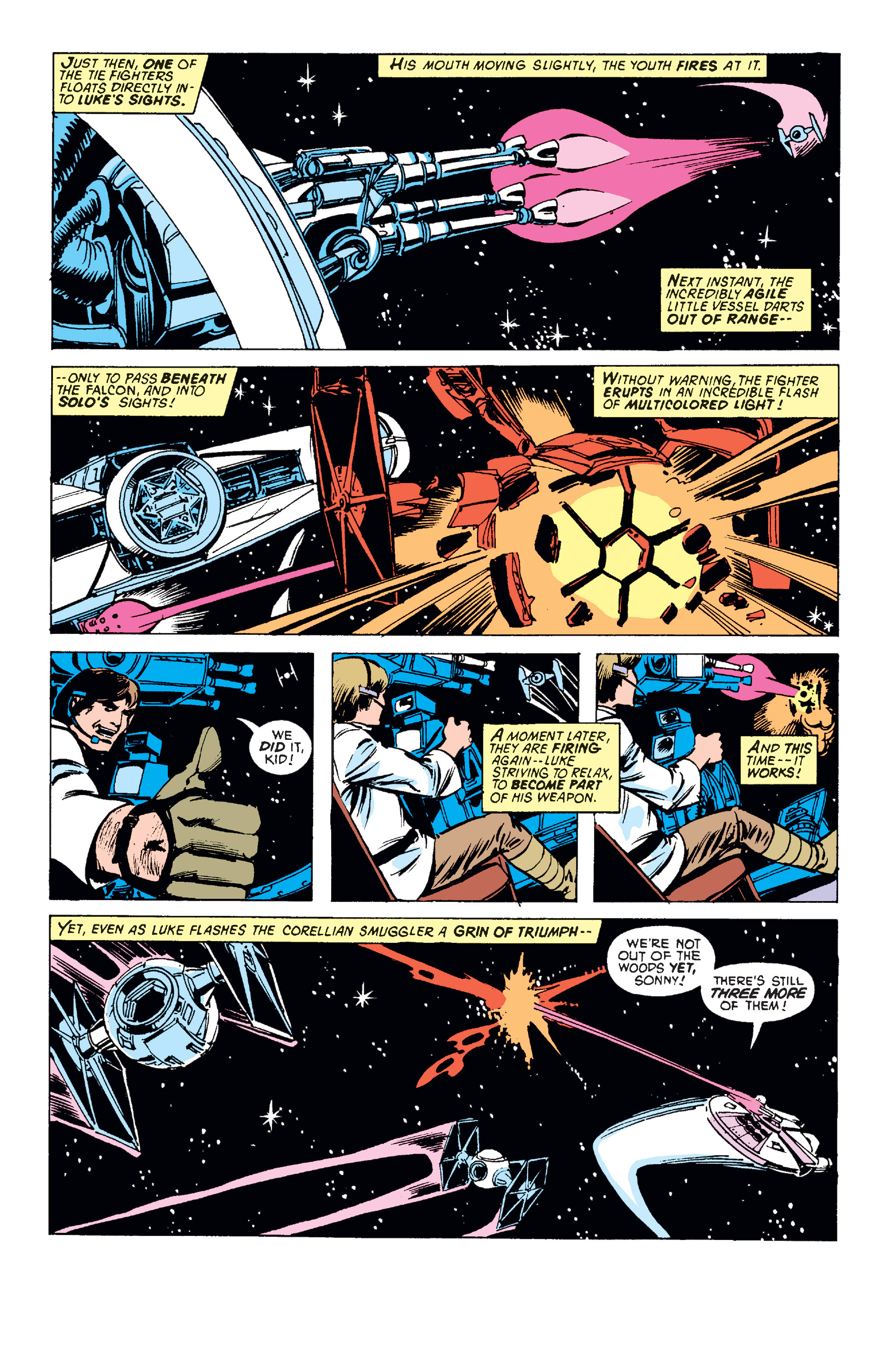 Read online Star Wars Omnibus comic -  Issue # Vol. 13 - 84