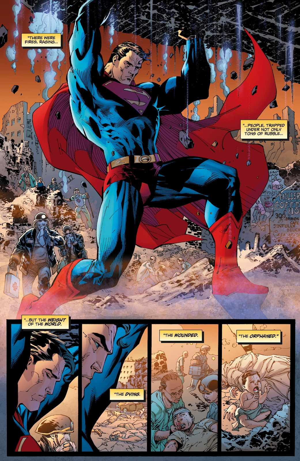 Read online Superman: For Tomorrow comic -  Issue # TPB (Part 1) - 75