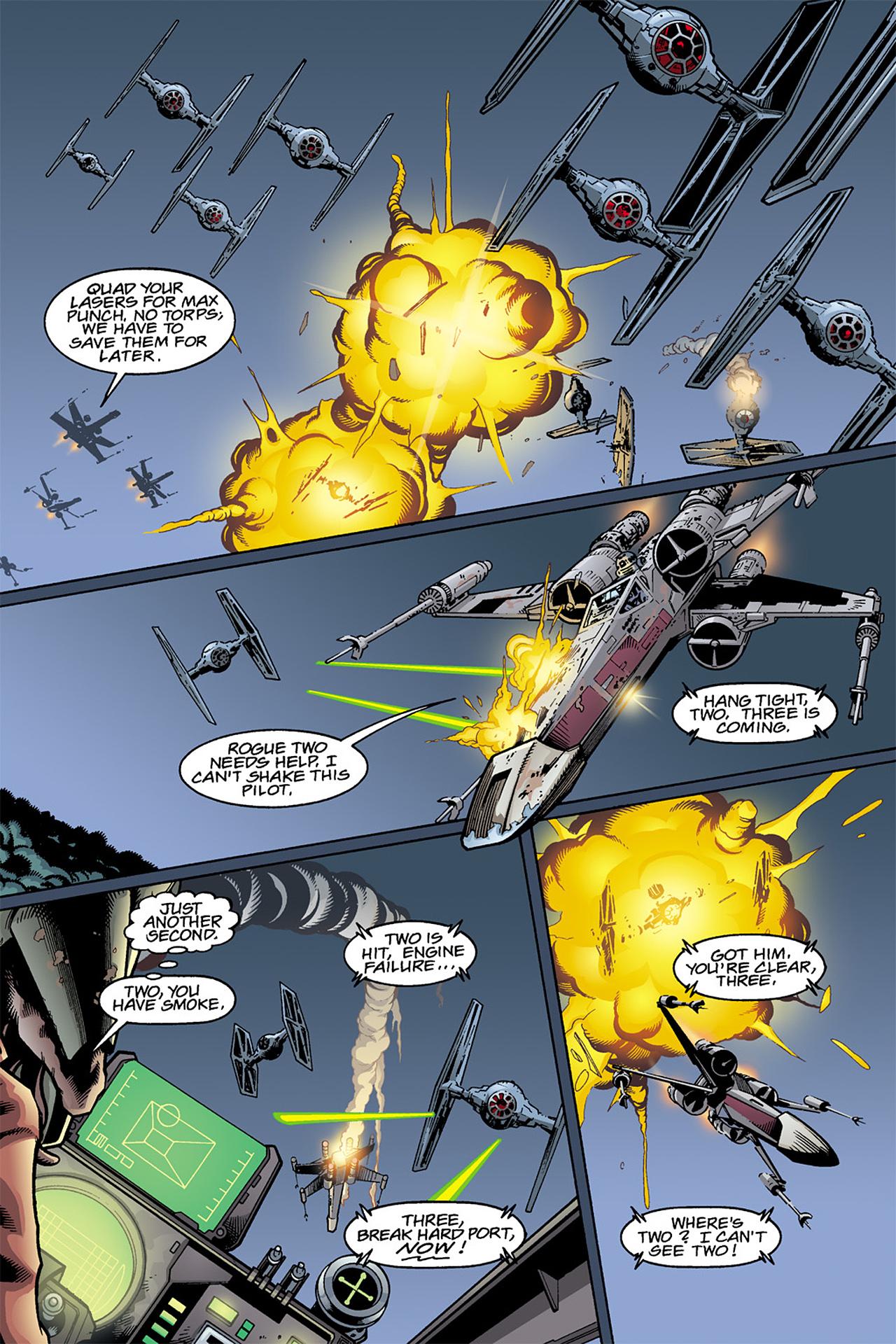 Read online Star Wars Omnibus comic -  Issue # Vol. 3 - 324
