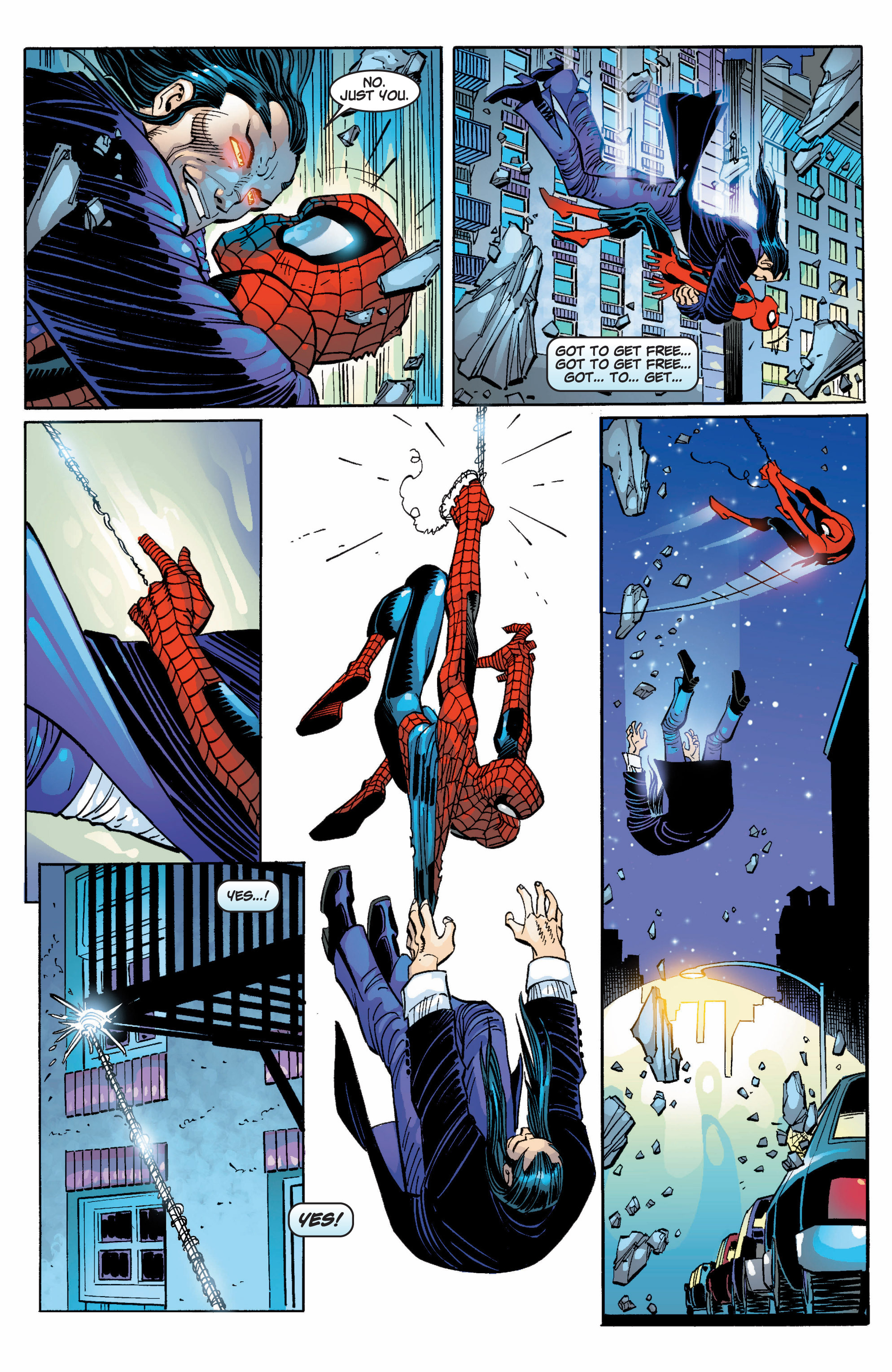 The Amazing Spider-Man (1999) 33 Page 9