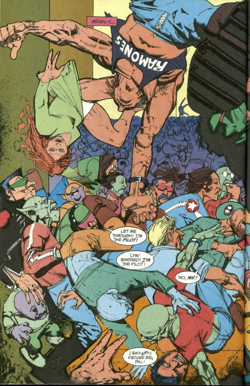 Read online Lobo (1990) comic -  Issue #4 - 9