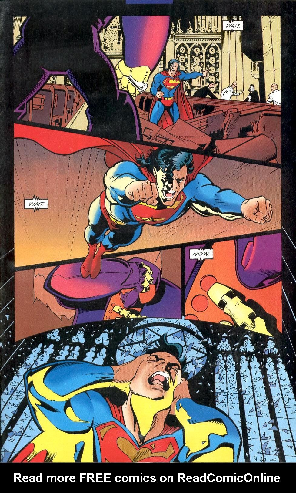 Read online Adventures of Superman (1987) comic -  Issue #528 - 16