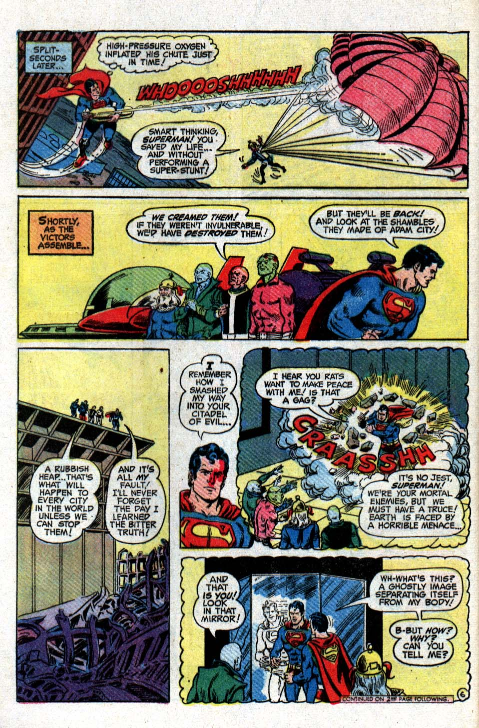 Read online Action Comics (1938) comic -  Issue #418 - 8