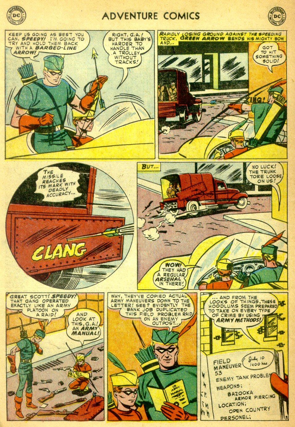 Read online Adventure Comics (1938) comic -  Issue #181 - 35