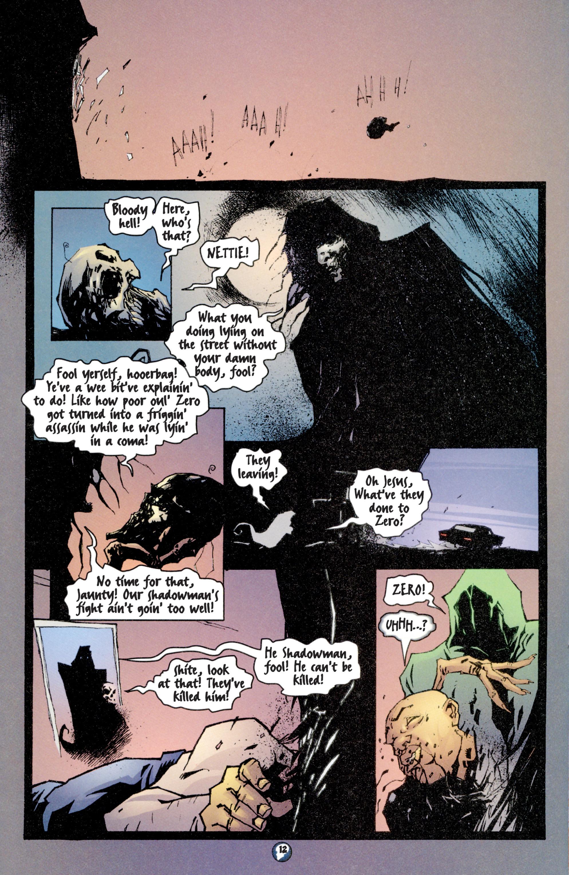 Read online Shadowman (1997) comic -  Issue #4 - 11