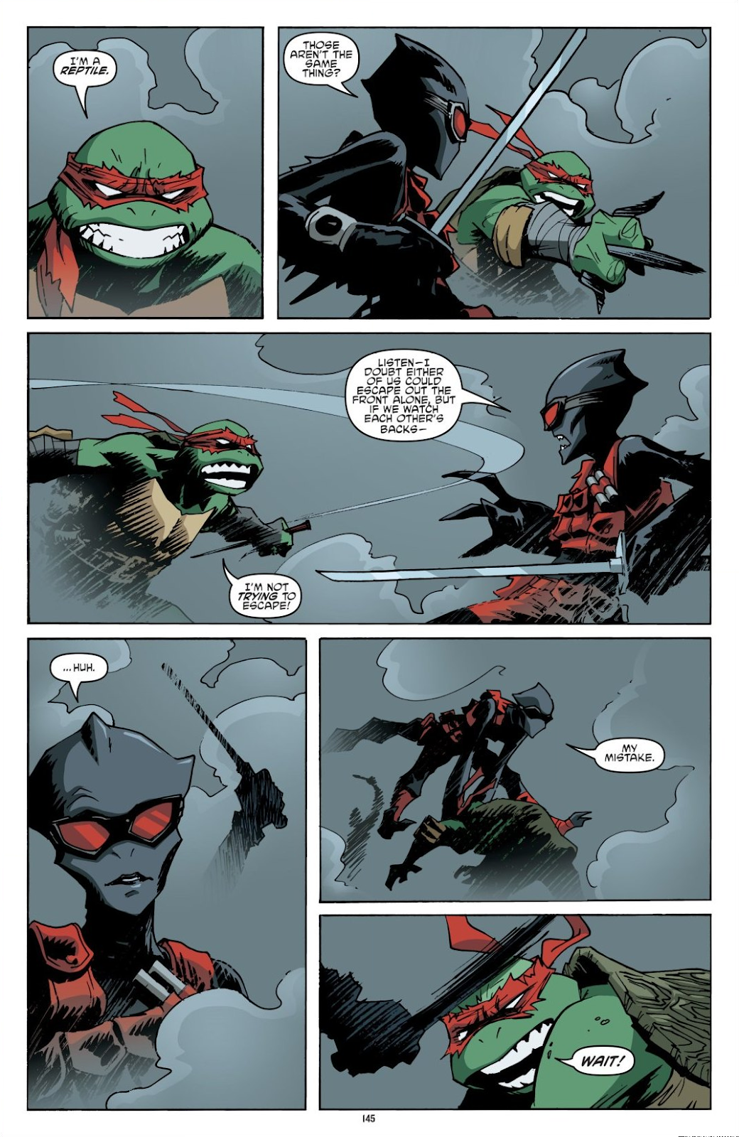 Read online Teenage Mutant Ninja Turtles: The IDW Collection comic -  Issue # TPB 8 (Part 2) - 44