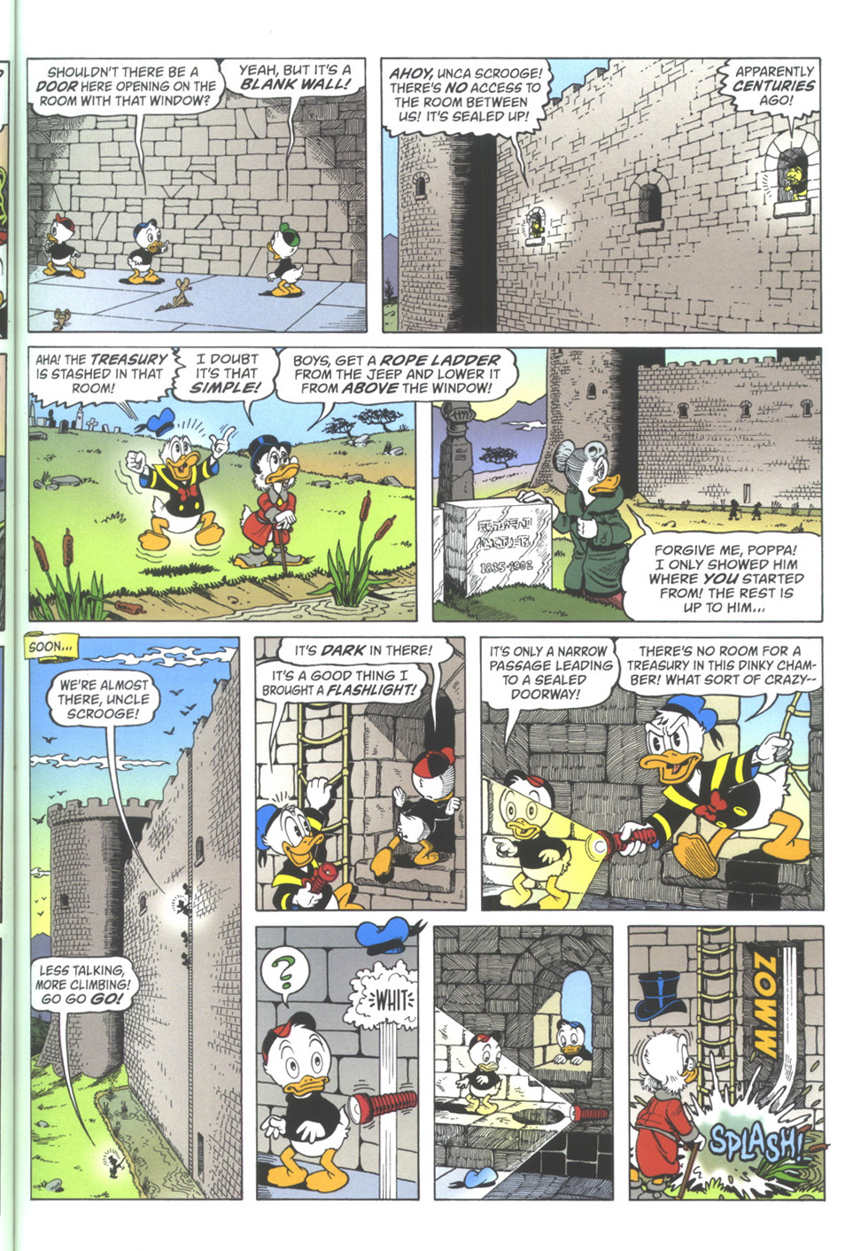 Read online Uncle Scrooge (1953) comic -  Issue #342 - 23