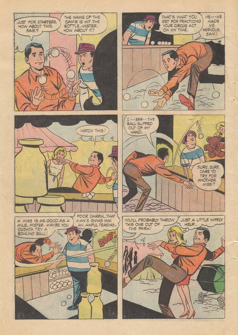 Bewitched issue 7 - Page 6