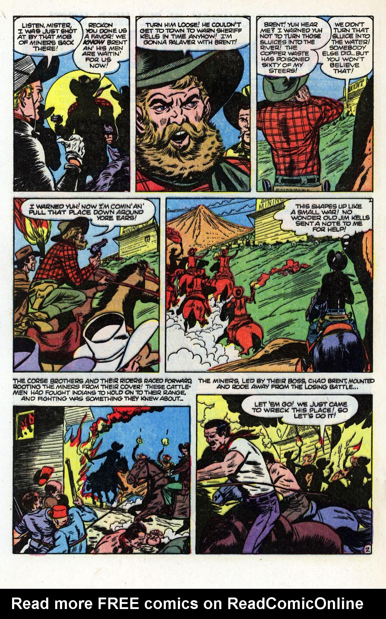 Read online Two-Gun Kid comic -  Issue #23 - 28