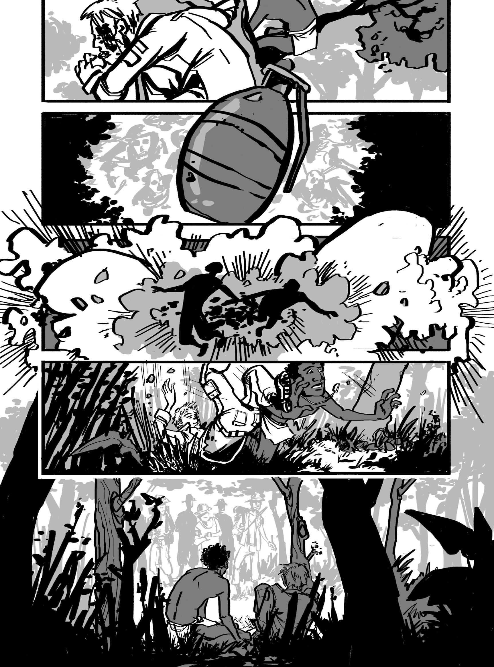Read online FUBAR comic -  Issue #2 - 215