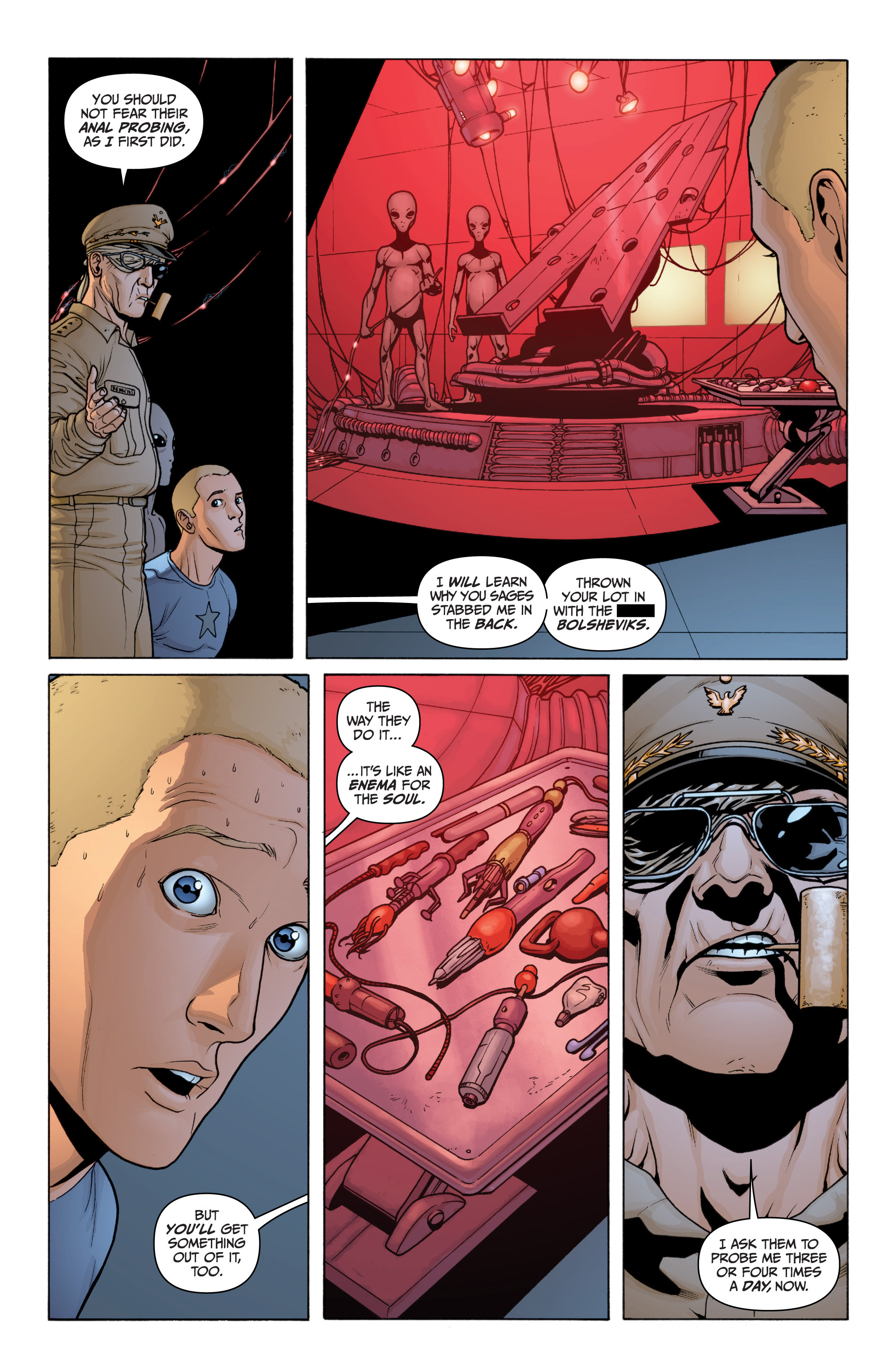Read online Archer and Armstrong comic -  Issue #11 - 15