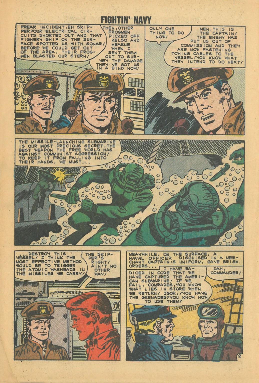 Read online Fightin' Navy comic -  Issue #100 - 4
