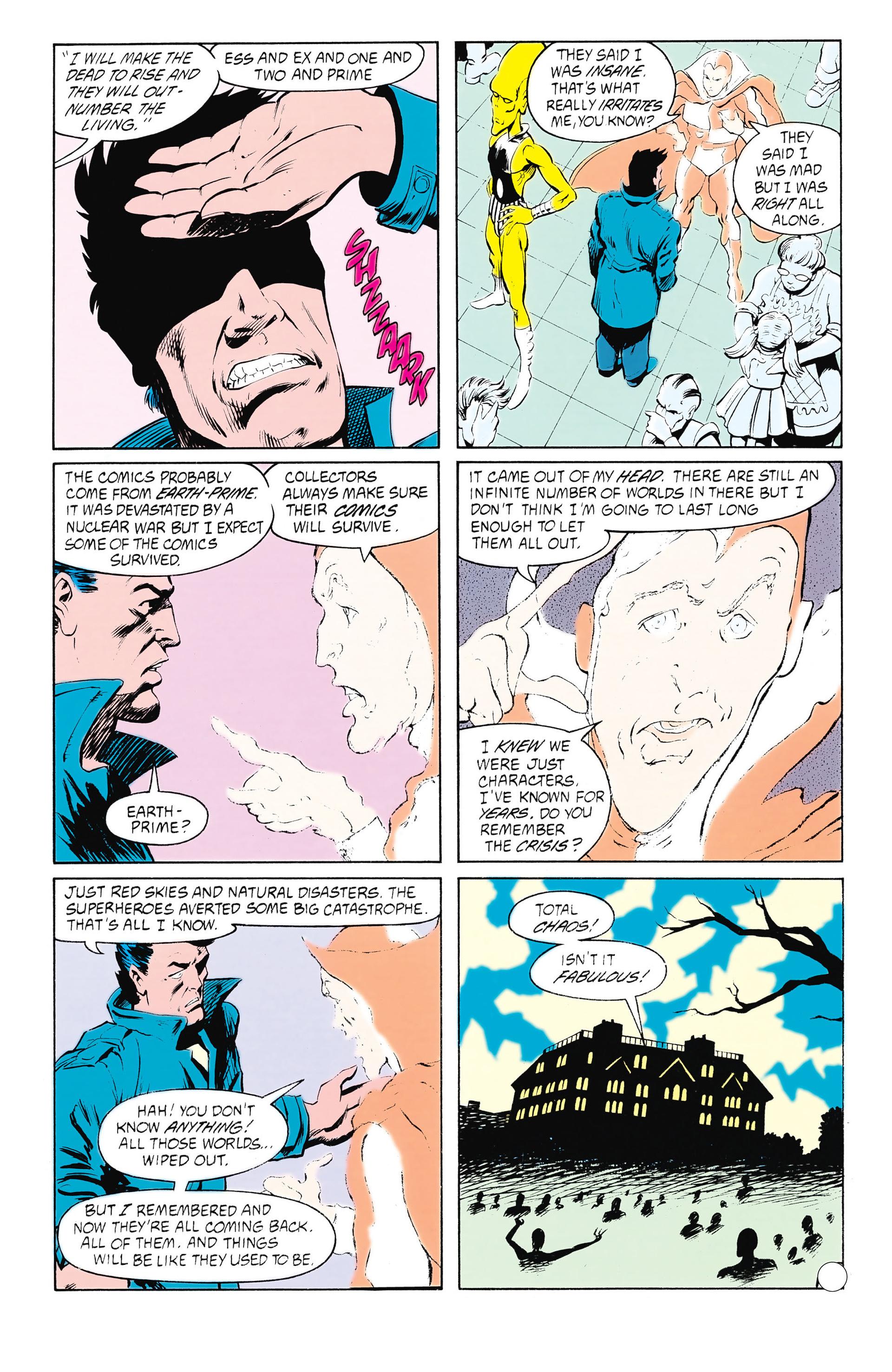 Read online Animal Man (1988) comic -  Issue #24 - 12