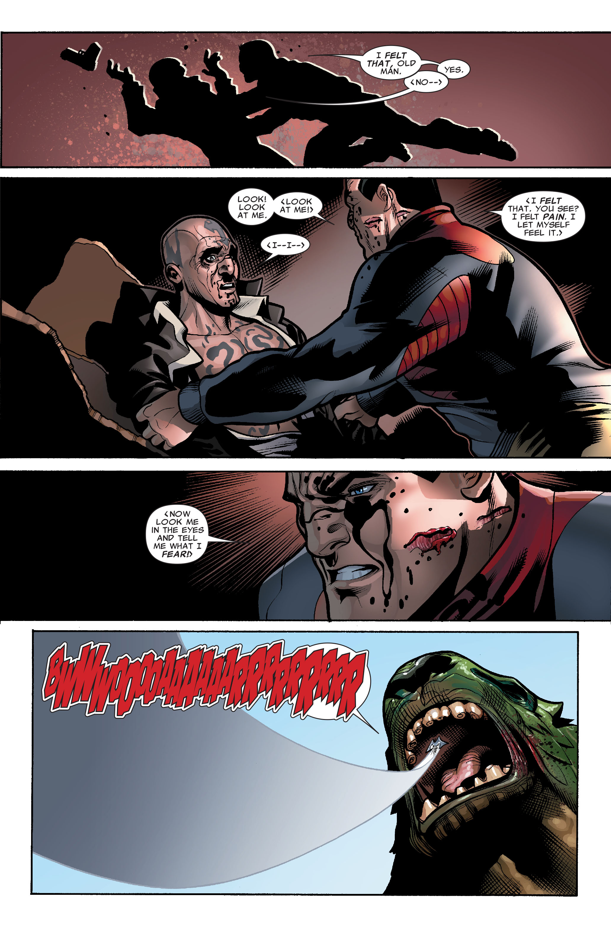 Read online Uncanny X-Men (1963) comic -  Issue #507 - 14
