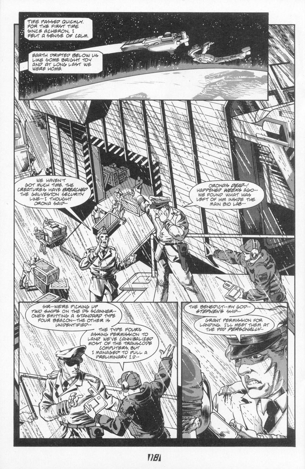 Read online Aliens (1988) comic -  Issue #6 - 20