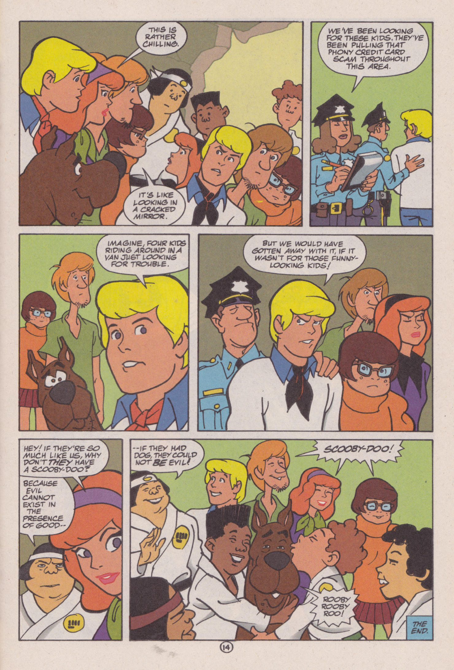 Read online Scooby-Doo (1997) comic -  Issue #8 - 15