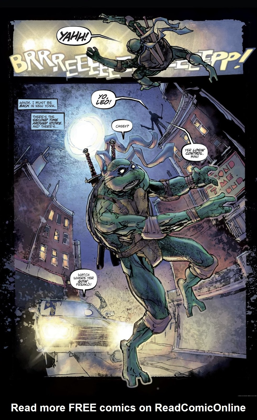 Read online Teenage Mutant Ninja Turtles: The IDW Collection comic -  Issue # TPB 8 (Part 3) - 20