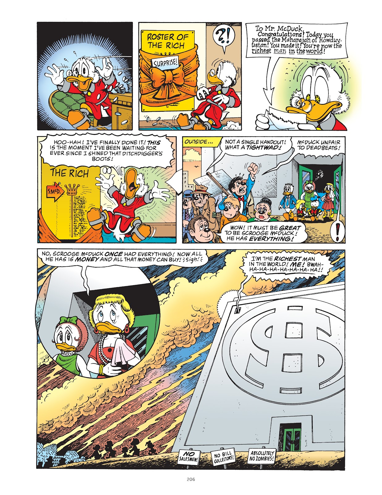 Read online The Complete Life and Times of Scrooge McDuck comic -  Issue # TPB 1 (Part 2) - 101
