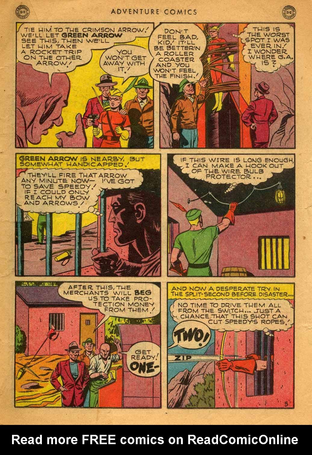 Read online Adventure Comics (1938) comic -  Issue #121 - 26