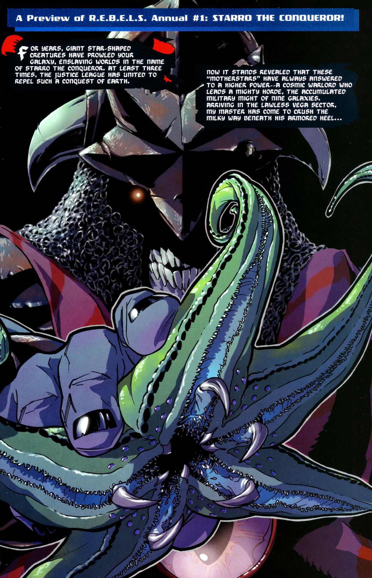 Read online Adventure Comics (2009) comic -  Issue #2 - 31
