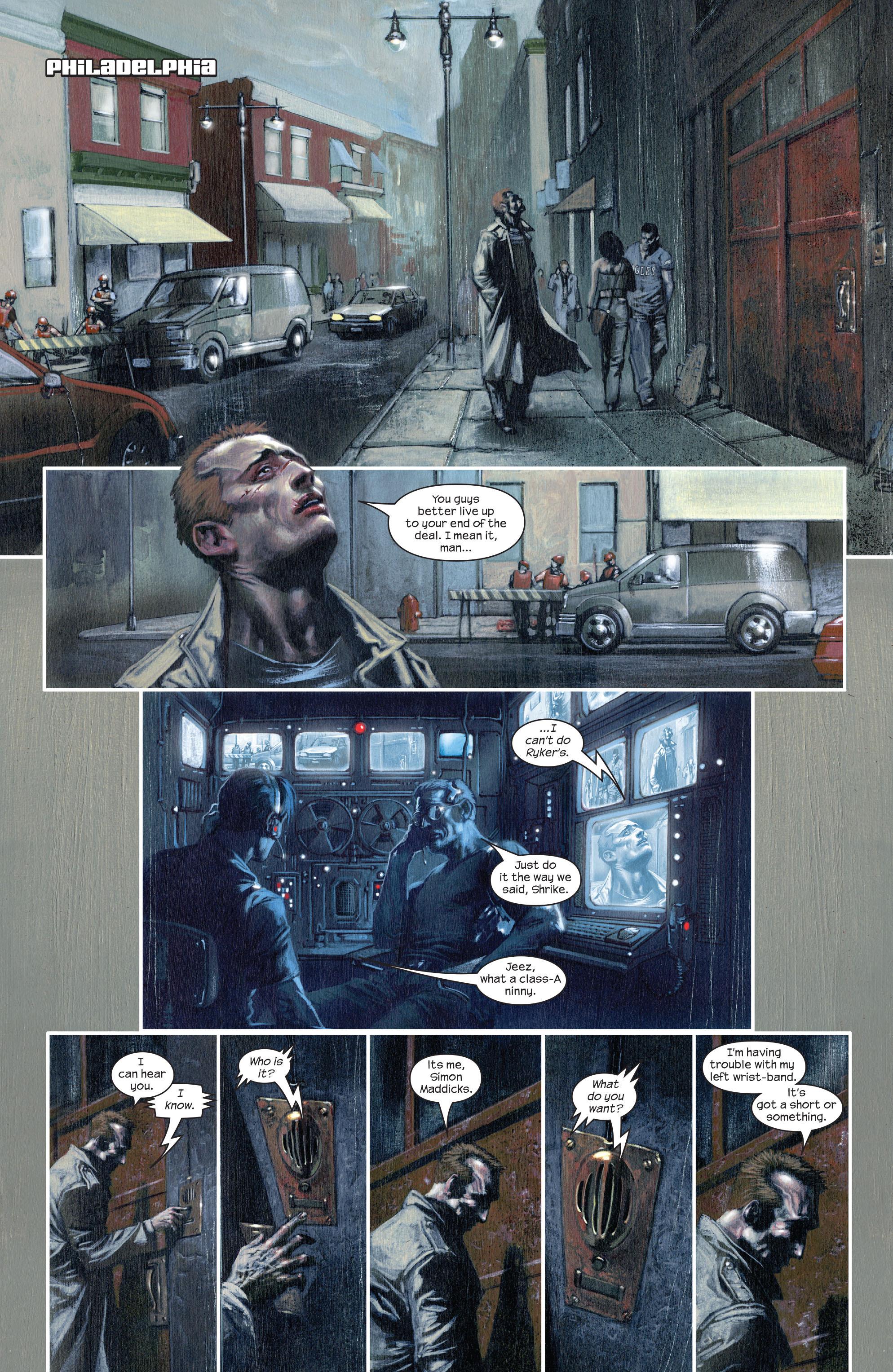 Read online Secret War comic -  Issue # Full - 16