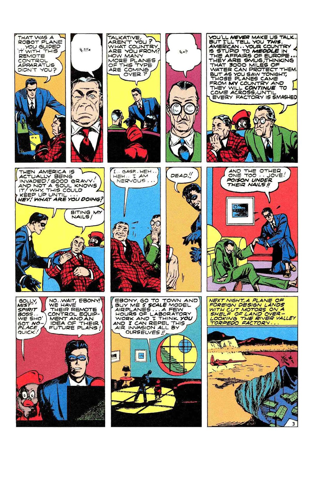 Read online Will Eisner's The Spirit Archives comic -  Issue # TPB 2 (Part 1) - 75