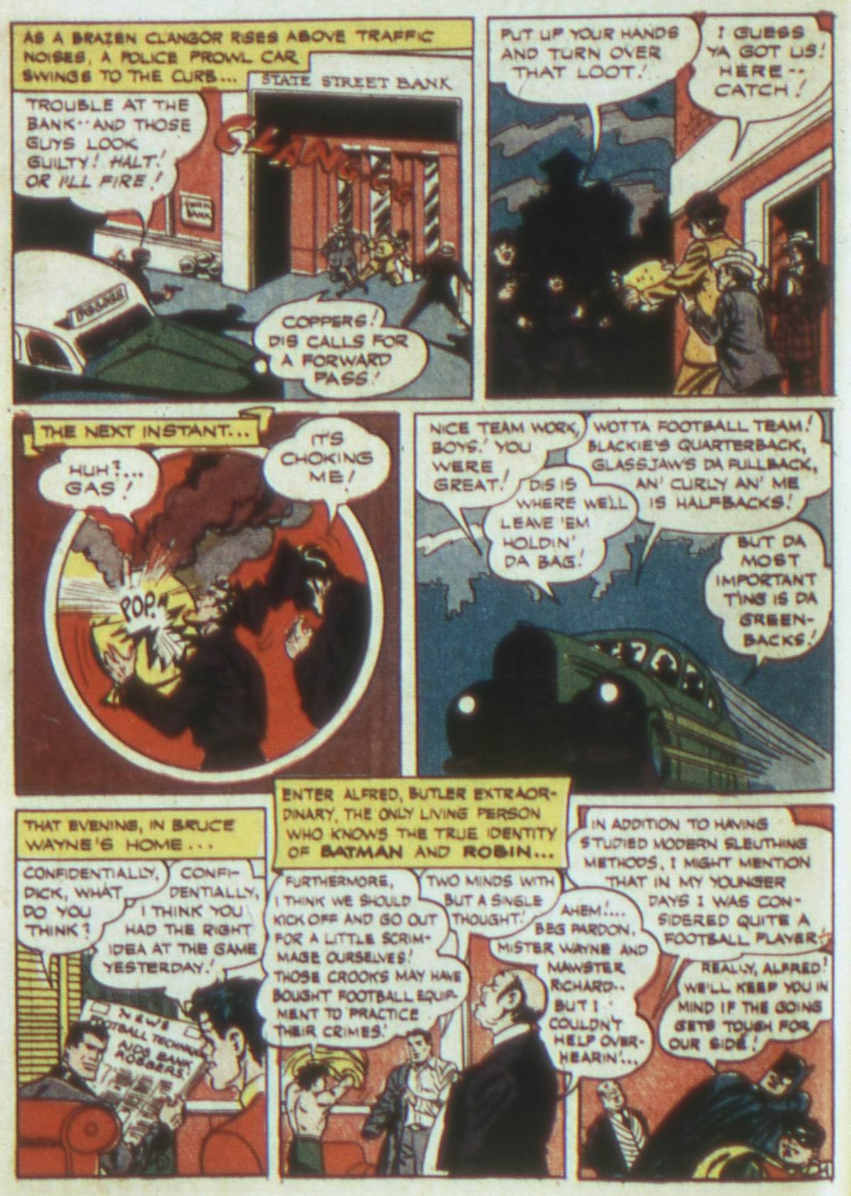 Read online Detective Comics (1937) comic -  Issue #82 - 6