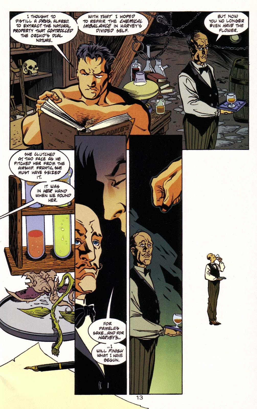 Batman: Two Faces issue Full - Page 14