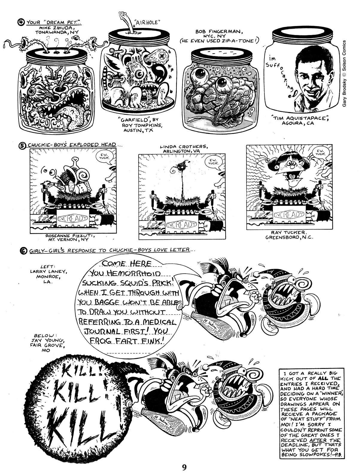 Read online Neat Stuff comic -  Issue #8 - 11