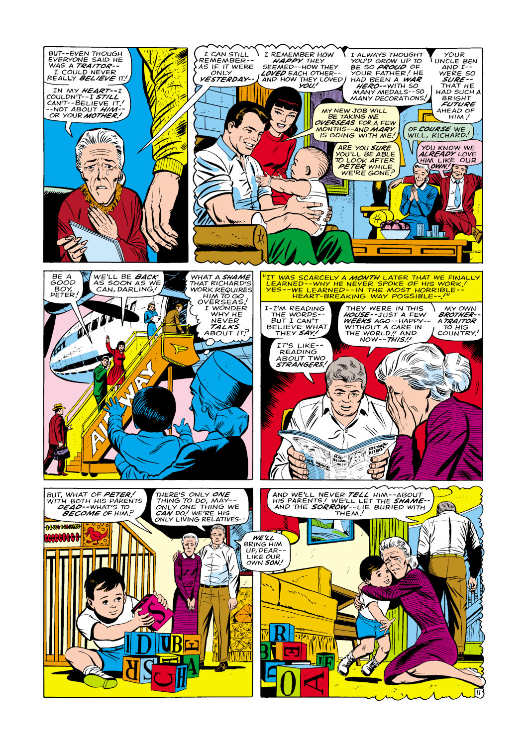 The Amazing Spider-Man (1963) _Annual_5 Page 11