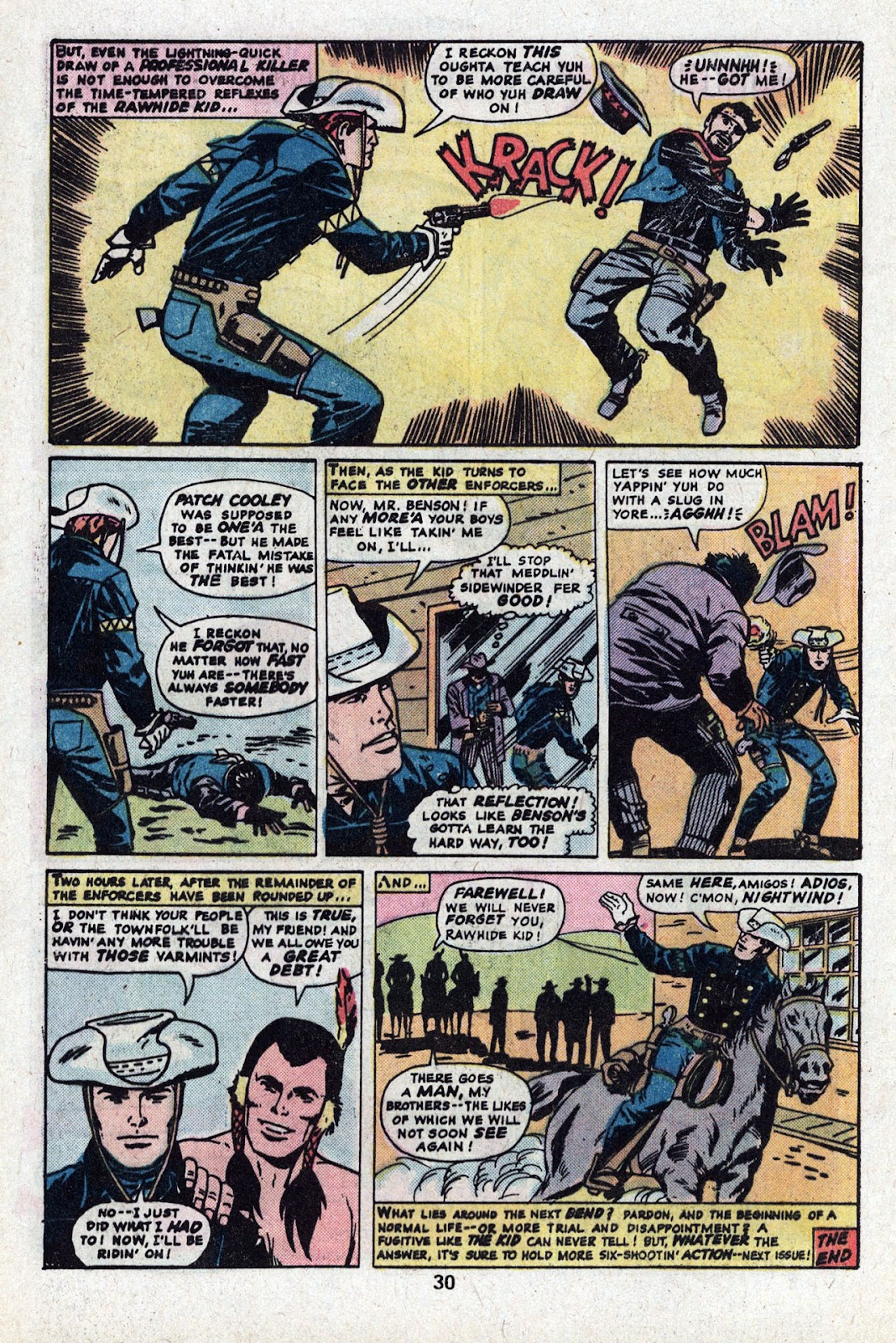 The Rawhide Kid (1955) issue 130 - Page 32