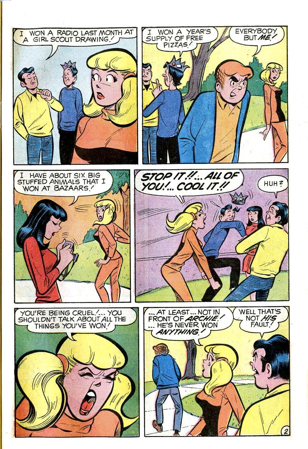 Read online Archie (1960) comic -  Issue #204 - 29