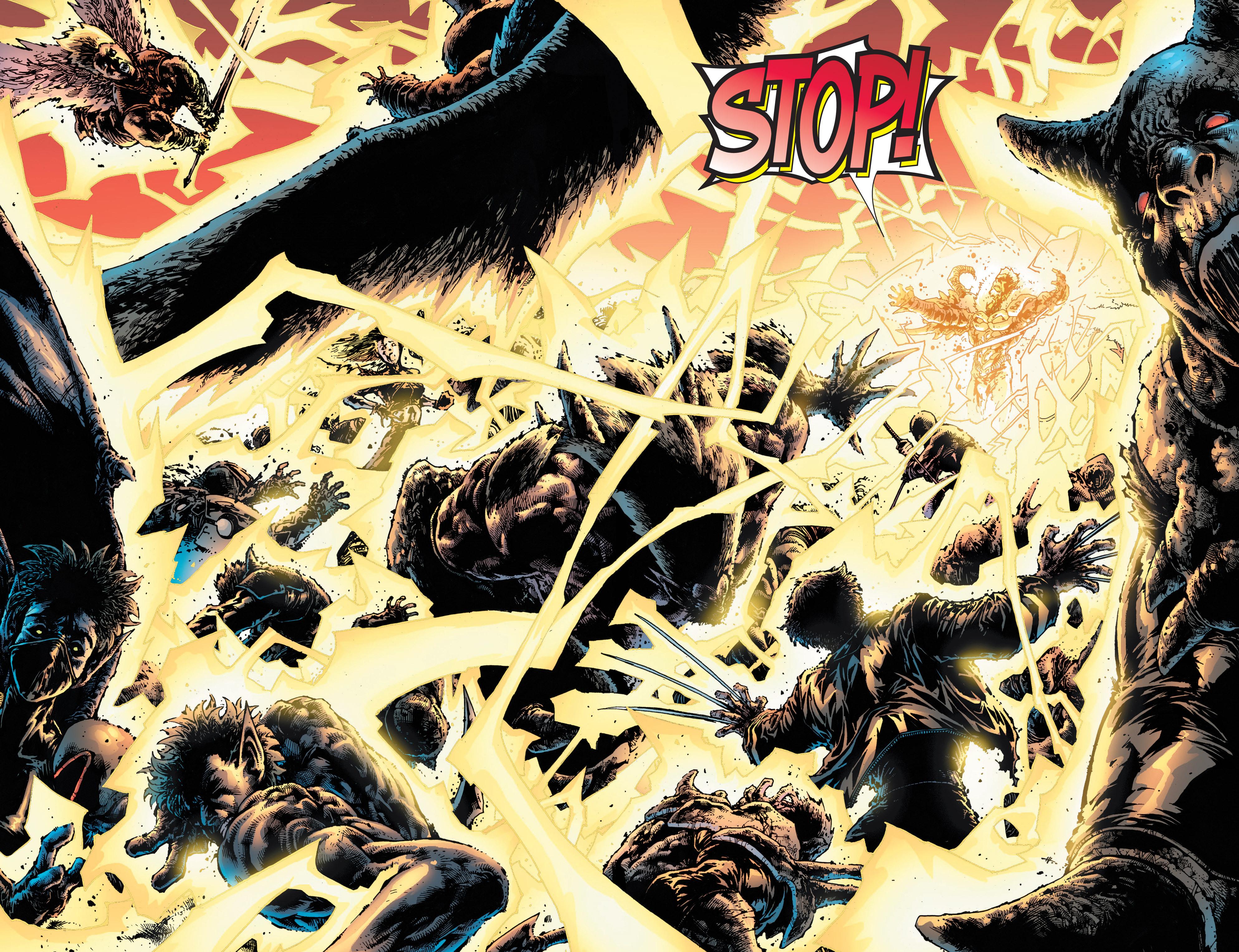 Read online Uncanny X-Men (1963) comic -  Issue #432 - 4