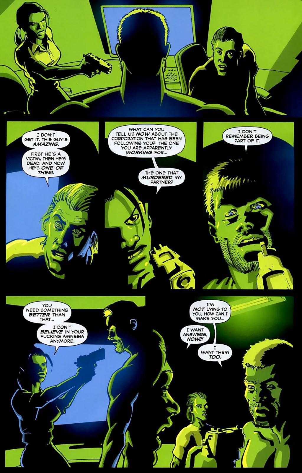 Read online Lazarus (2007) comic -  Issue #3 - 3