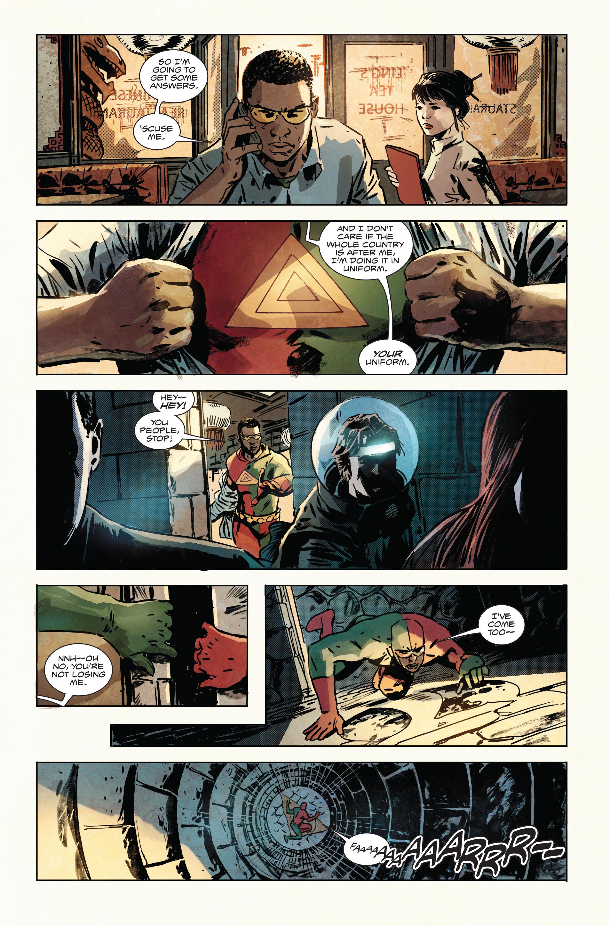 Read online Atlas comic -  Issue #1 - 18