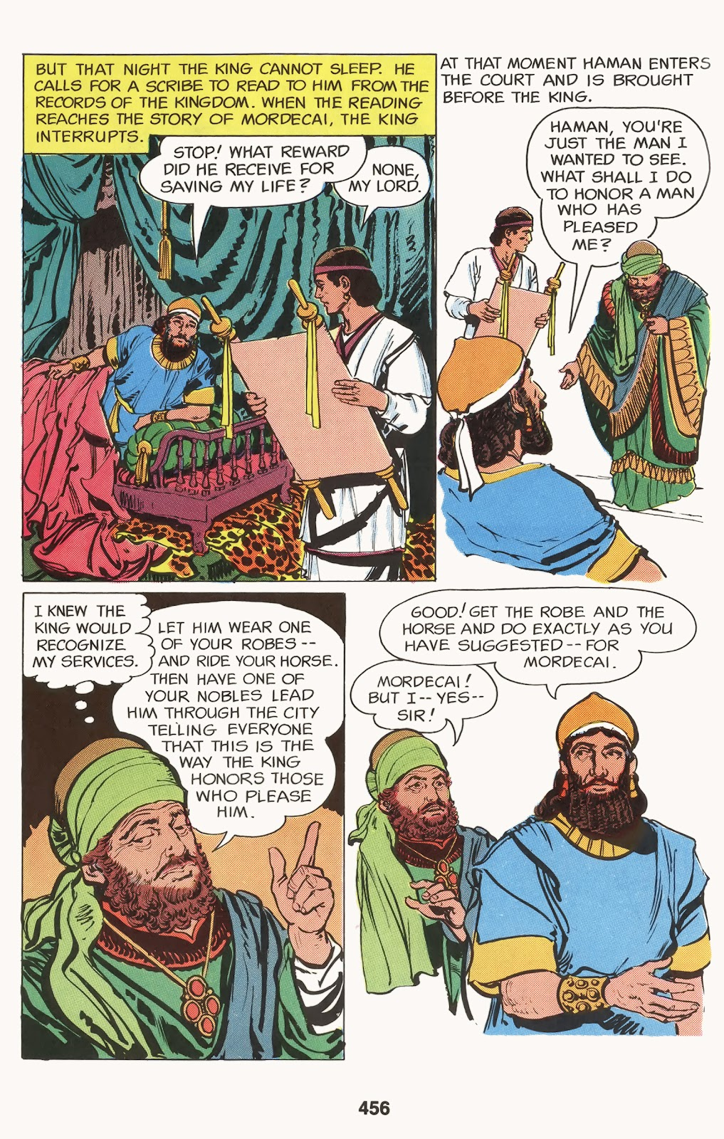 The Picture Bible issue TPB (Part 5) - Page 59
