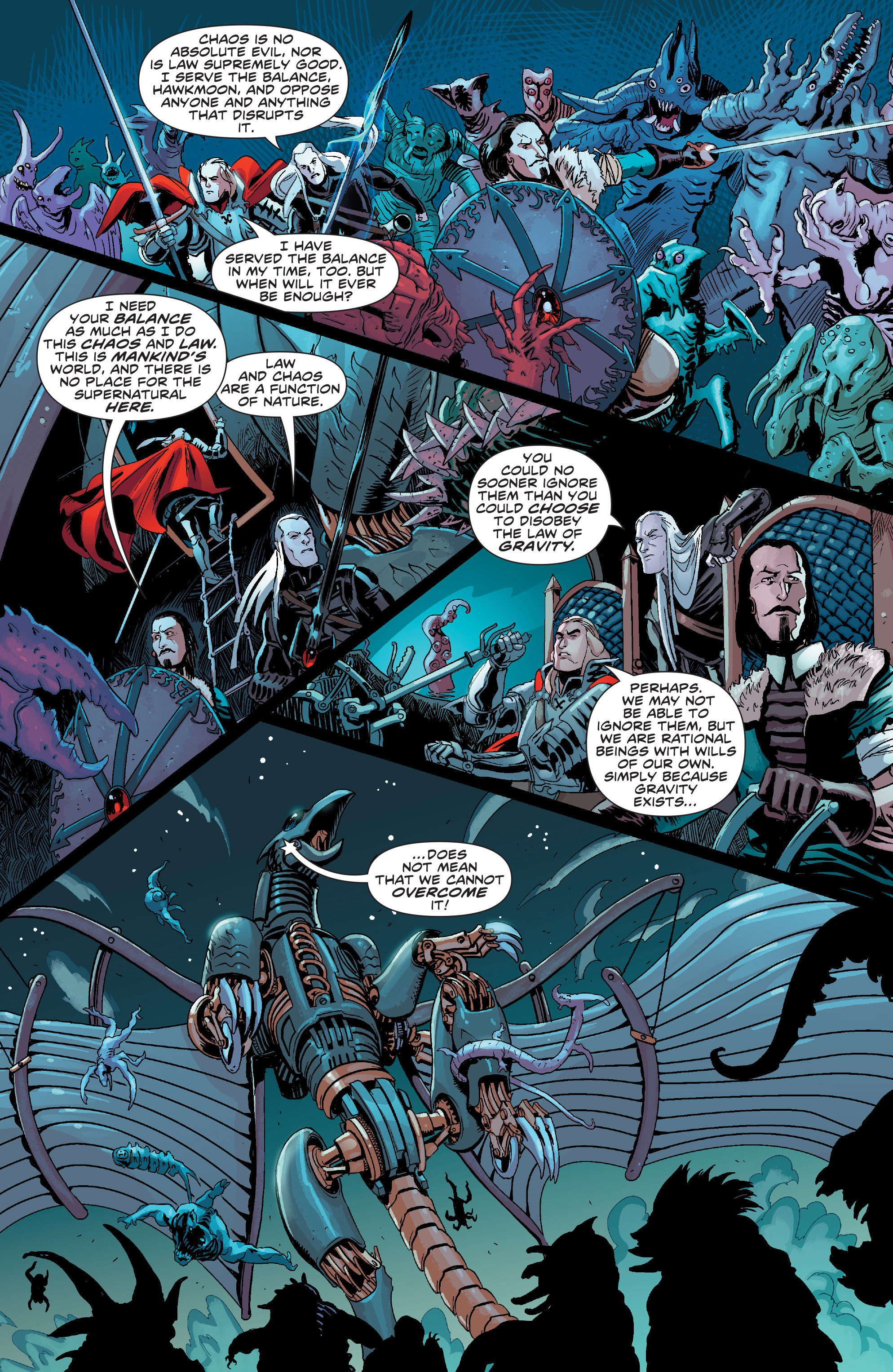 Read online Elric: The Balance Lost comic -  Issue # TPB 2 - 37