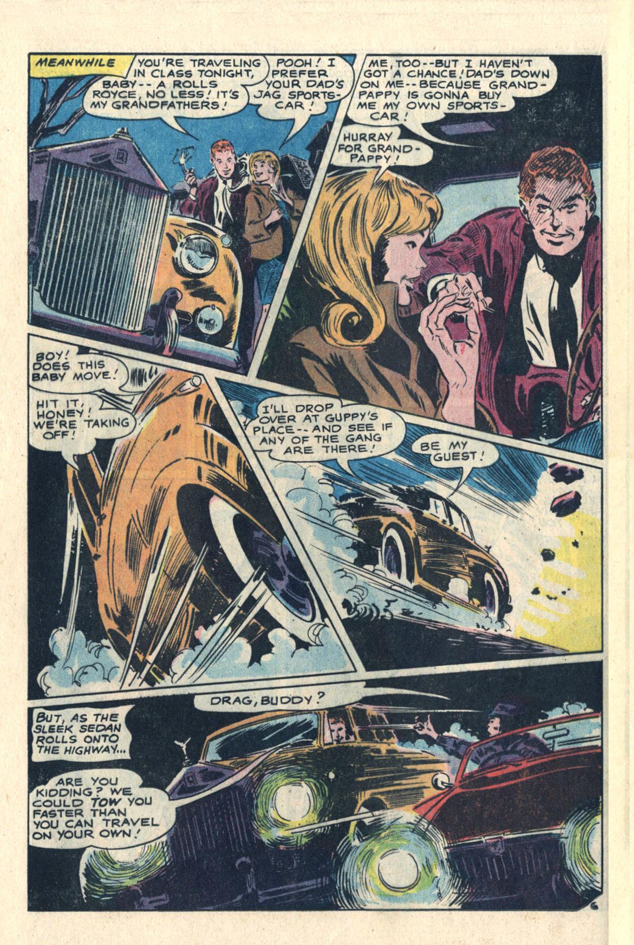 Read online Secret Hearts comic -  Issue #113 - 24
