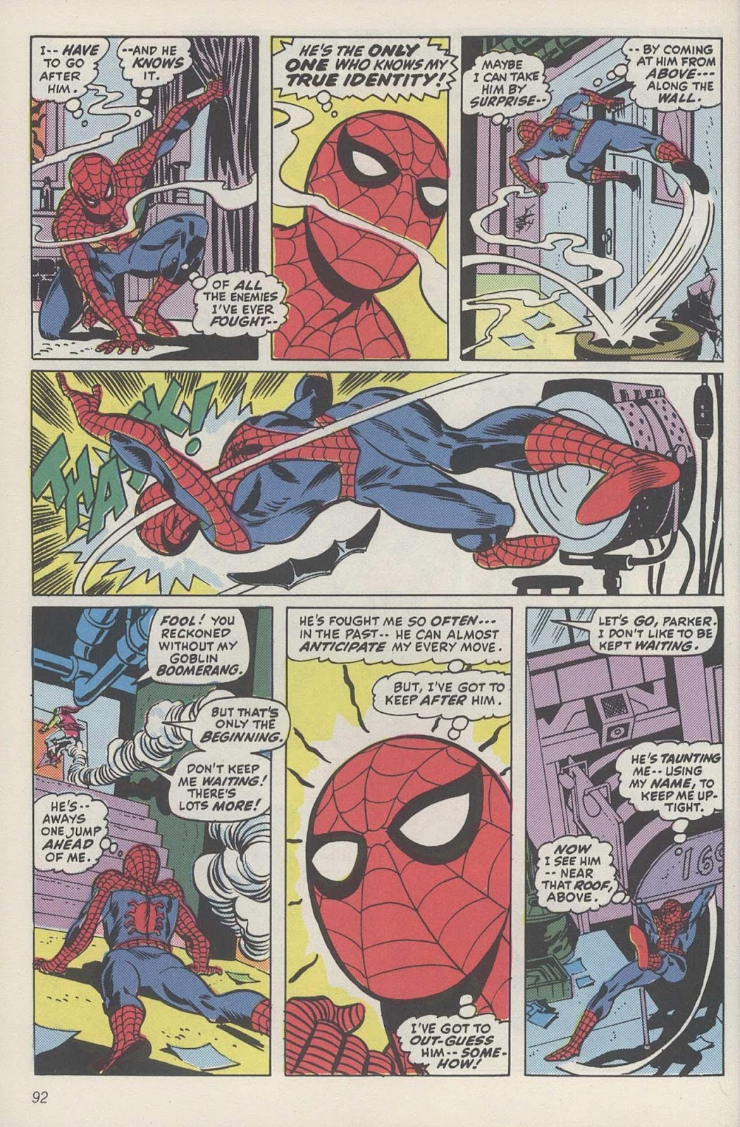 The Amazing Spider-Man (1979) issue TPB - Page 94